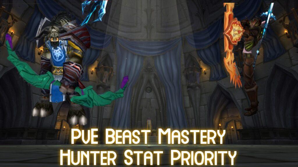 TBC Classic hunter stat priority
