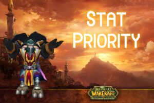 tbc classic protection warrior tank stat priority