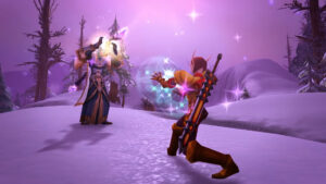 burning crusade classic blood elves and draenei – pre expansion live on may 18 now live featured image