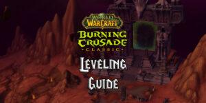 tbc classic leveling guide burning crusade classic