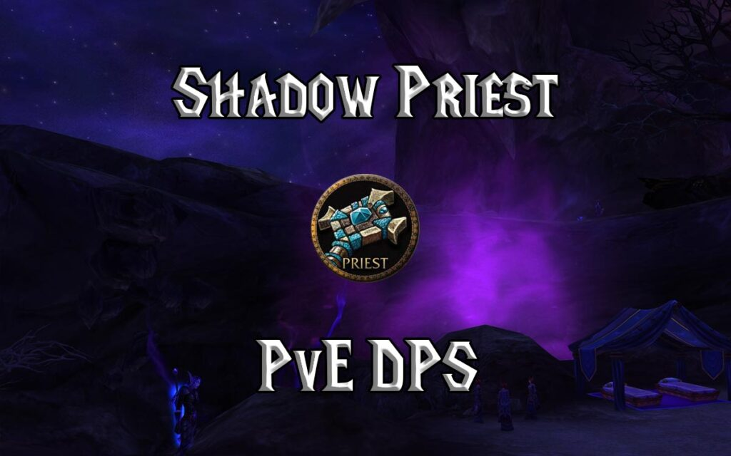 tbc classic pve shadow priest dps burning crusade classic