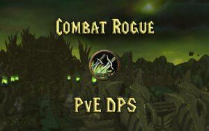 tbc classic pve combat rogue burning crusade classic