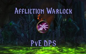 tbc classic pve affliction warlock dps guide burning crusade classic
