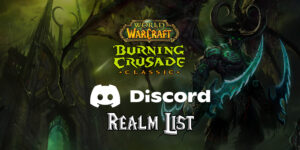 wow classic realm discord list