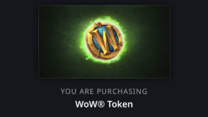 wow tokens on blizzard store leak or accident