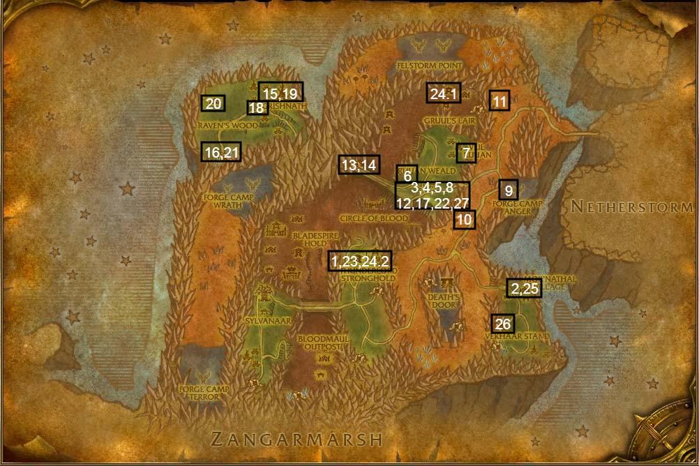 blades edge quest part 3