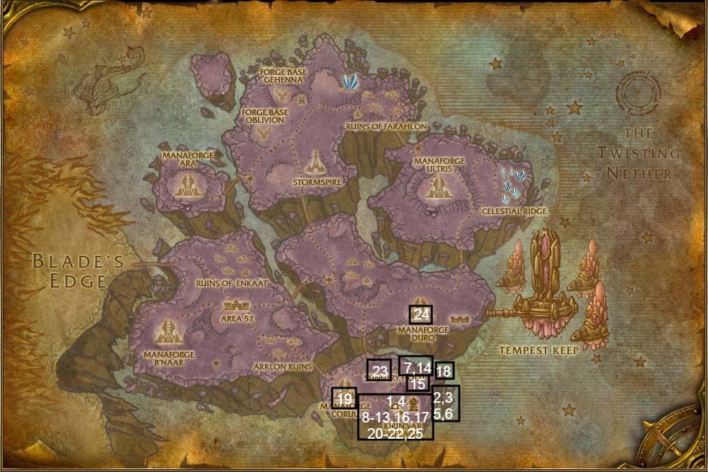 netherstorm quest map part 2