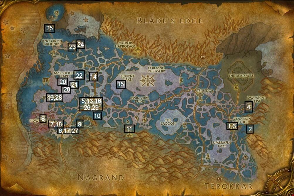 zangarmarsh map part 2 1