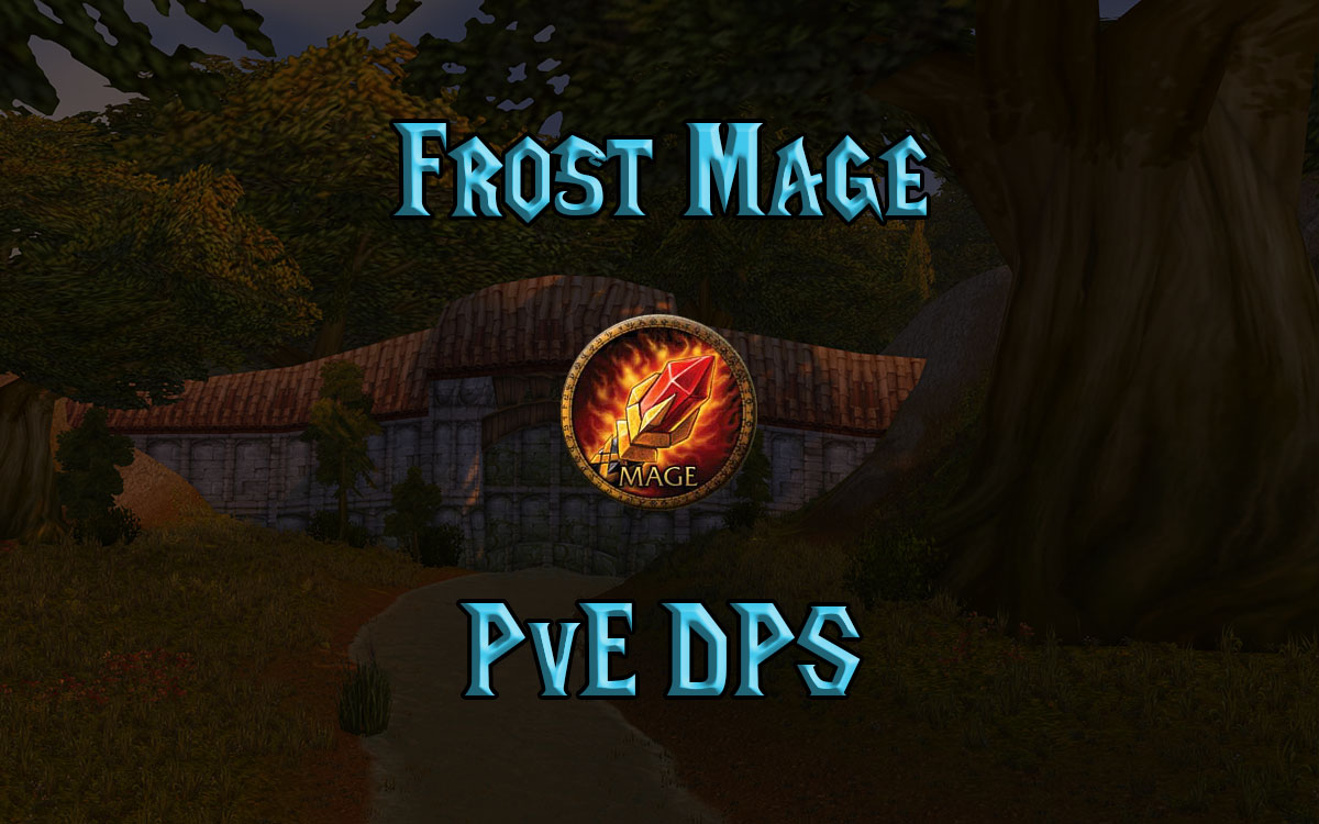 tbc frost mage pve guide