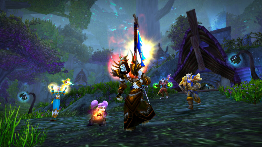 tbc honor changes in effect