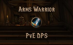tbc classic pve dps arms warrior guide burning crusade classic