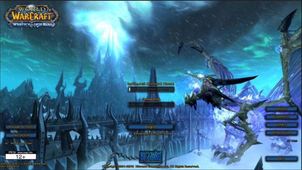 Classic Wow News Images Wotlk Classic