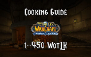 Cooking Guide 1 450 WotLK 3.3.5a