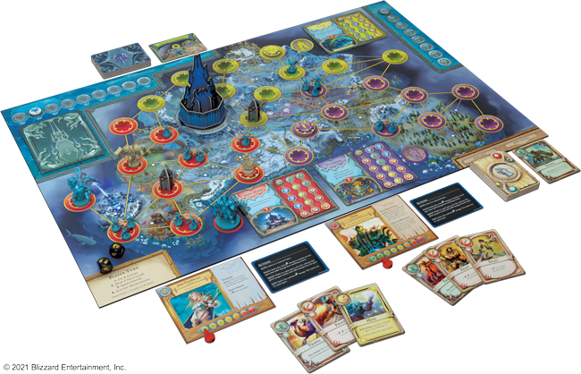featured image wow board game