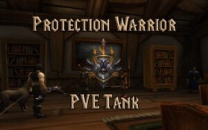 PVE Protection Warrior Tank Guide WotLK 3.3.5a
