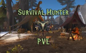 PVE Survival Hunter DPS Guide WotLK 3.3.5a
