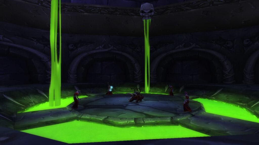 pve tbc demonology warlock rotation, cooldowns & abilities