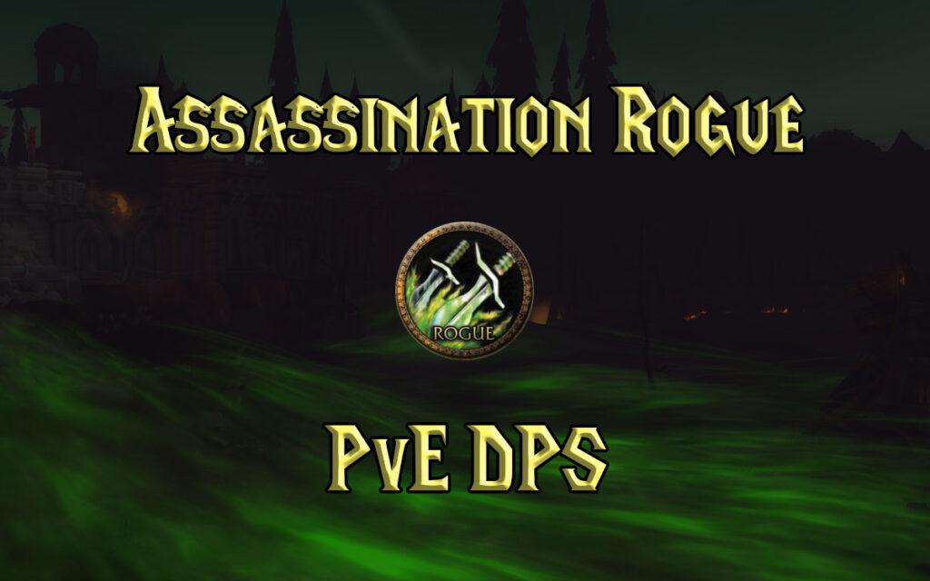 tbc classic pve assassination rogue burning crusade classic