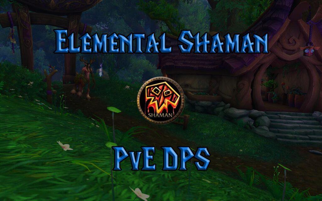 tbc classic pve elemental shaman guide burning crusade classic
