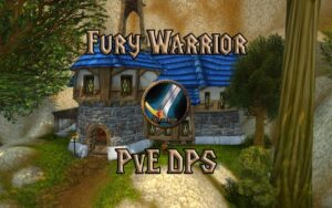 tbc classic pve fury warrior dps guide burning crusade classic