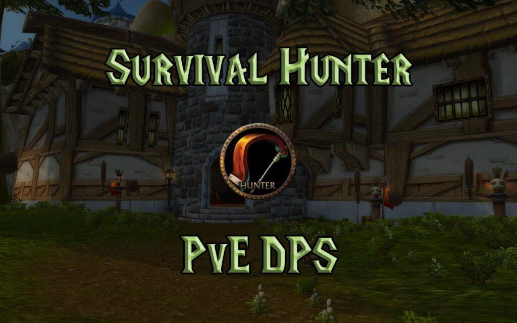 tbc classic pve survival hunter guide burning crusade classic