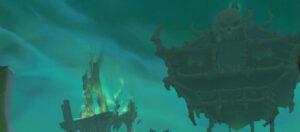 world of warcraft shadowlands nw dungeon necropolis