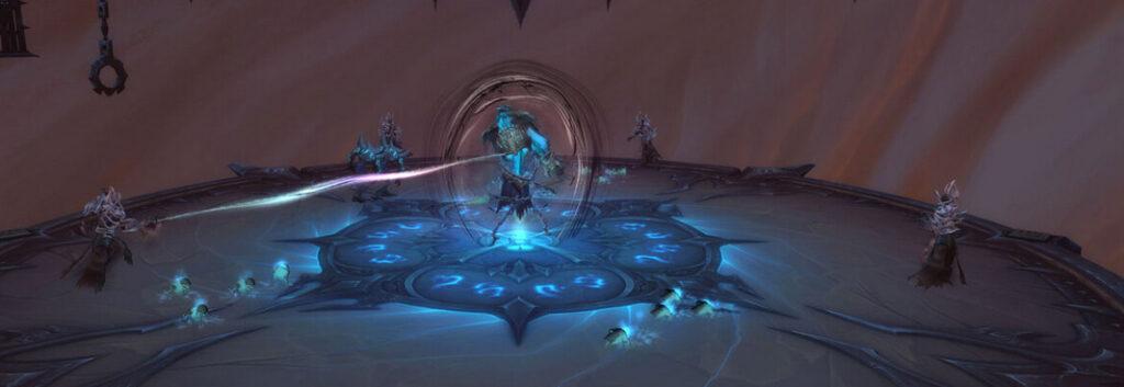 world of warcraft shadowlands sanctum nerzhul
