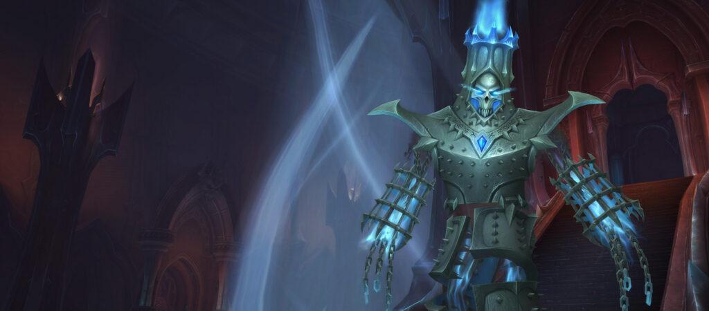 world of warcraft shadowlands tormented affix soggodon
