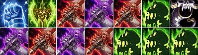 Unholy Death Knight Dps Rotation without Reaping - Standard