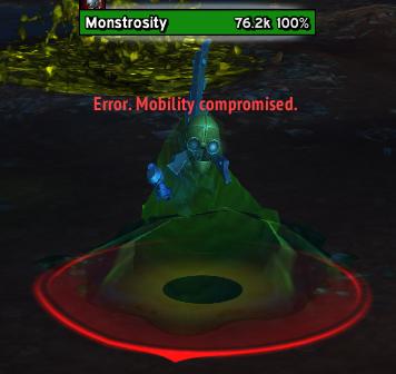 toxic monstrosity