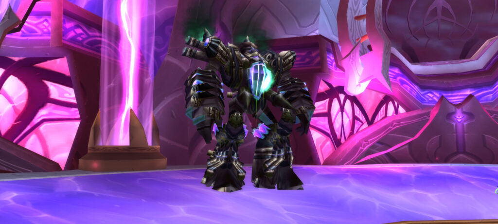 void reaver the eye guide tbc