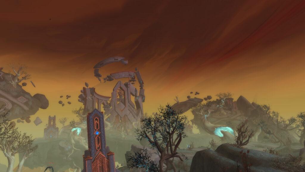 world of warcraft sanctum of domination korthia1