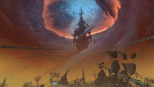world of warcraft sanctum of domination torghast from korthia
