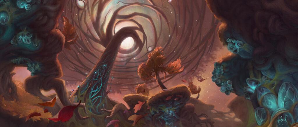 world of warcraft shadowlands mist of tirna scithe