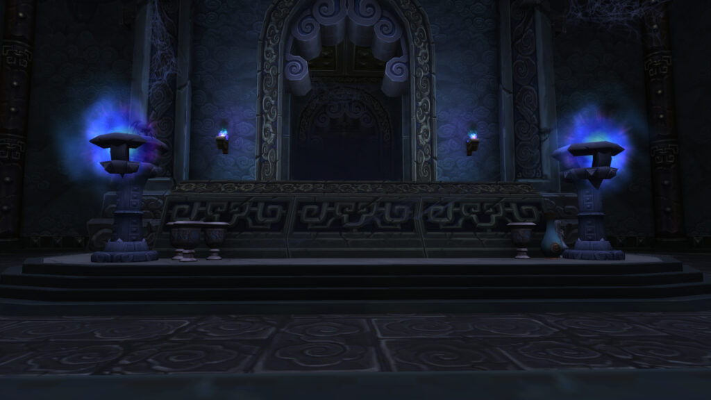 endless halls orb