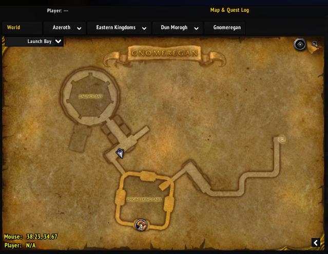 gnomeregan levers map