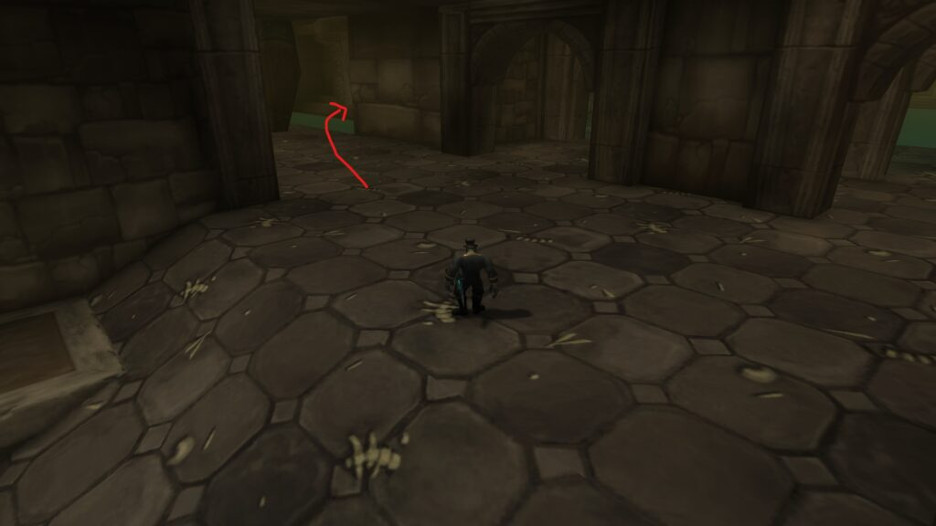 lucid crypt 7