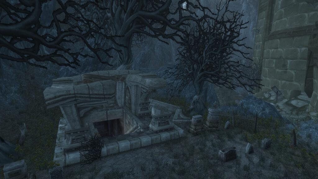 lucid nightmare crypt