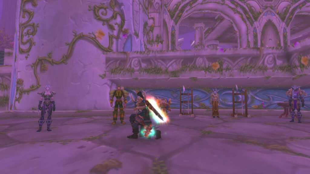 tbc wow pve fury warrior talents and builds