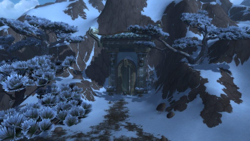 tomb of secrets entrance